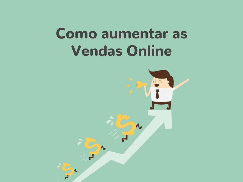 Como aumentar as vendas online